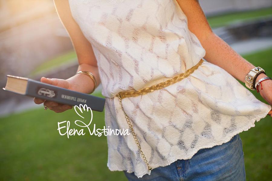 ажурный летний войлок в технике мозаика нуно войлок валяное платье елена устинова elena ustinova felted dress nuno felt felting